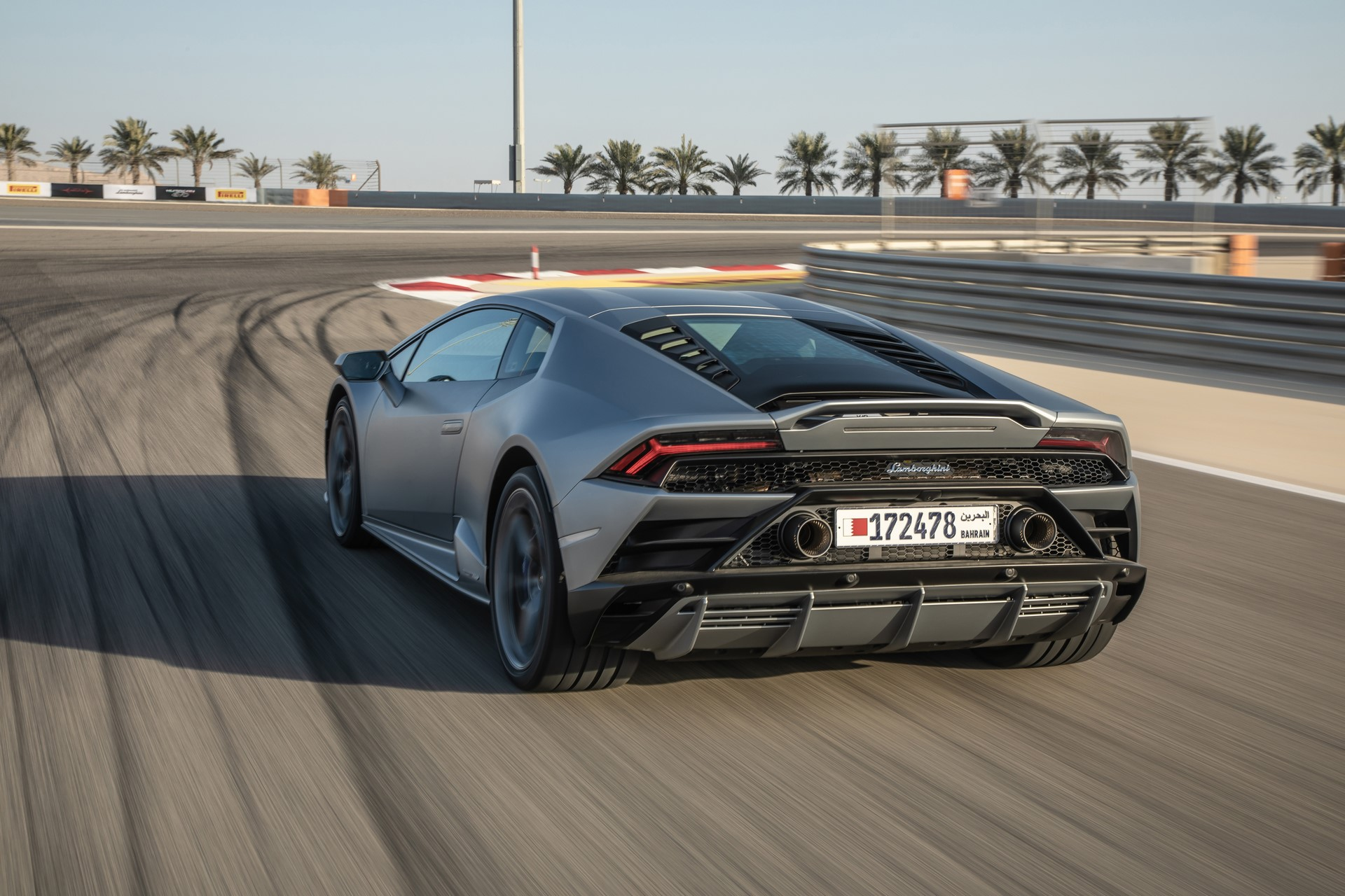 Lamborghini Huracan Evo 2019 (66)