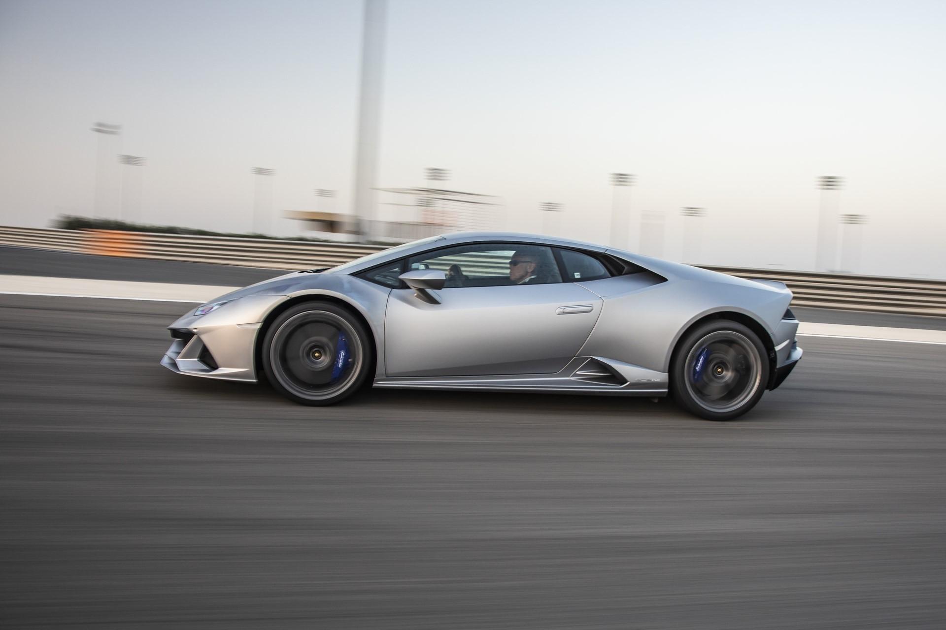 Lamborghini Huracan Evo 2019 (68)