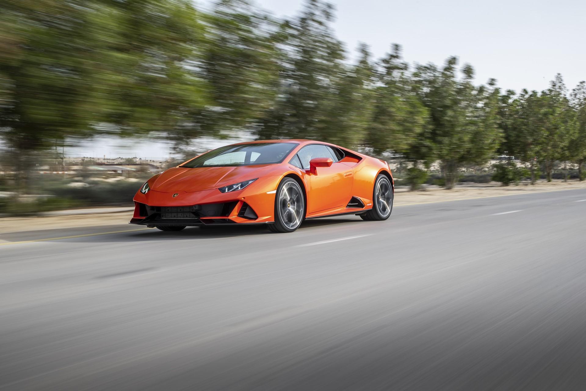 Lamborghini Huracan Evo 2019 (7)