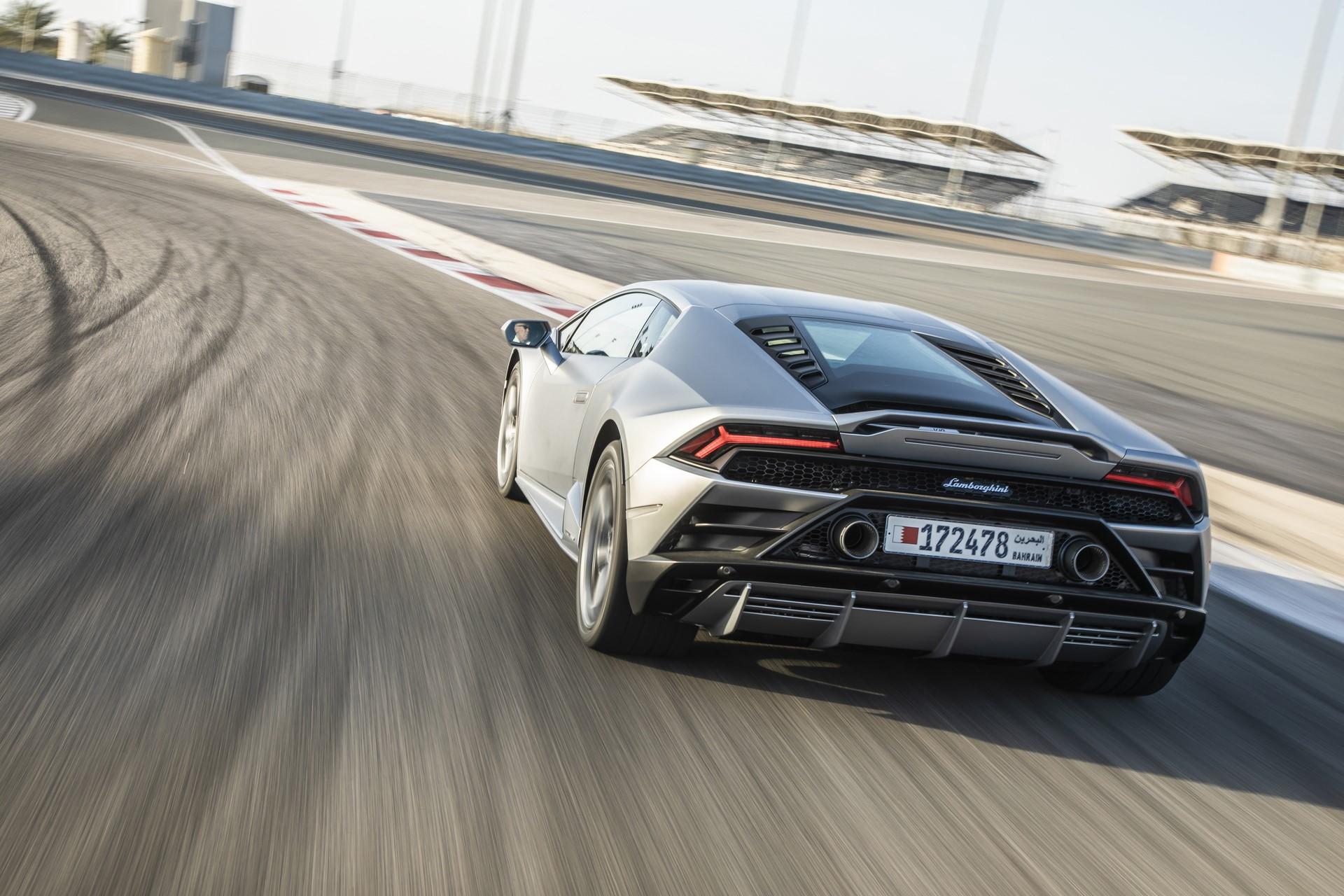 Lamborghini Huracan Evo 2019 (70)