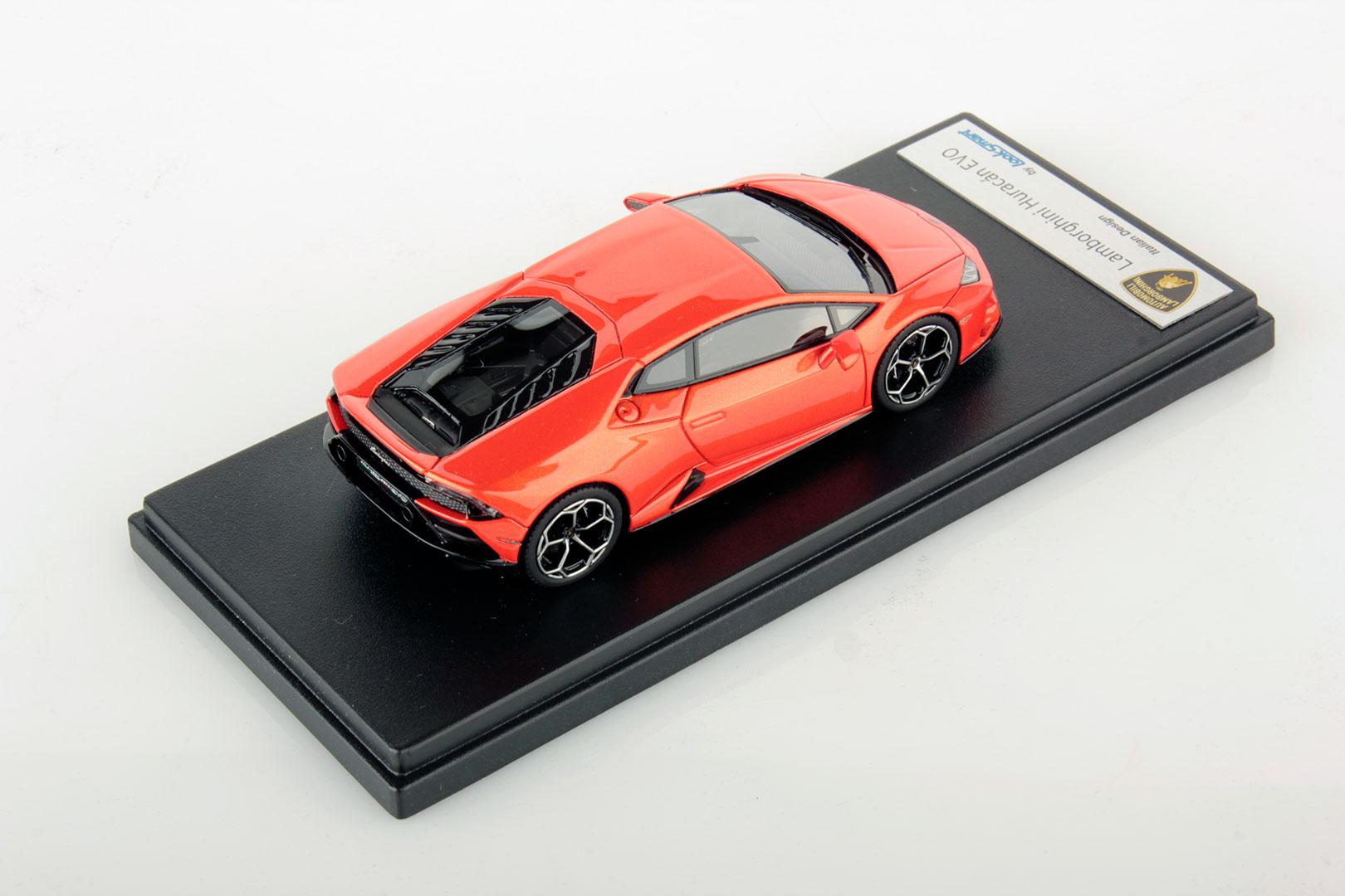 Lamborghini Huracan Evo miniature (2)