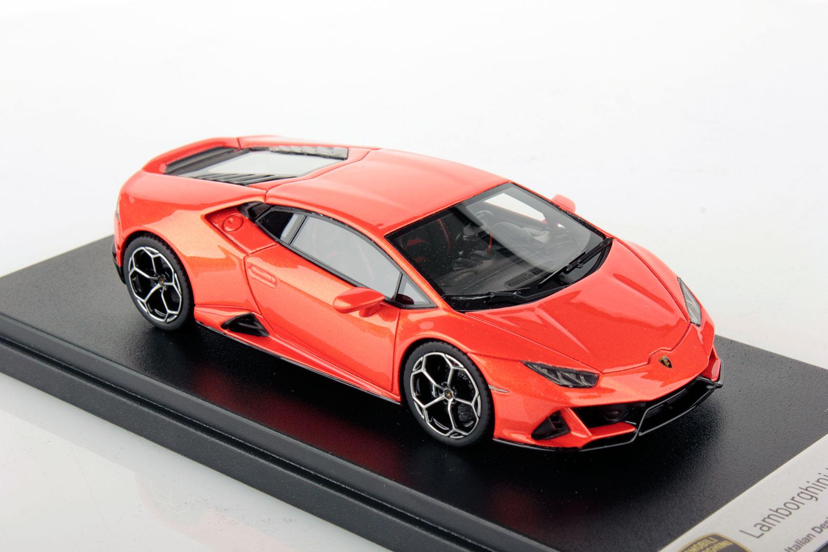 Lamborghini Huracan Evo miniature (4)