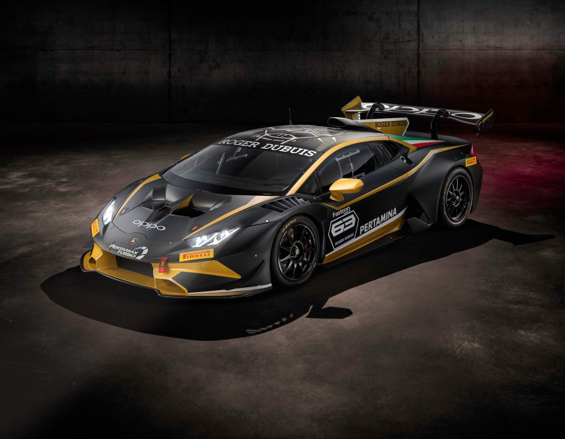 Lamborghini Huracan Super Trofeo Evo Collector 2019 Edition (1)