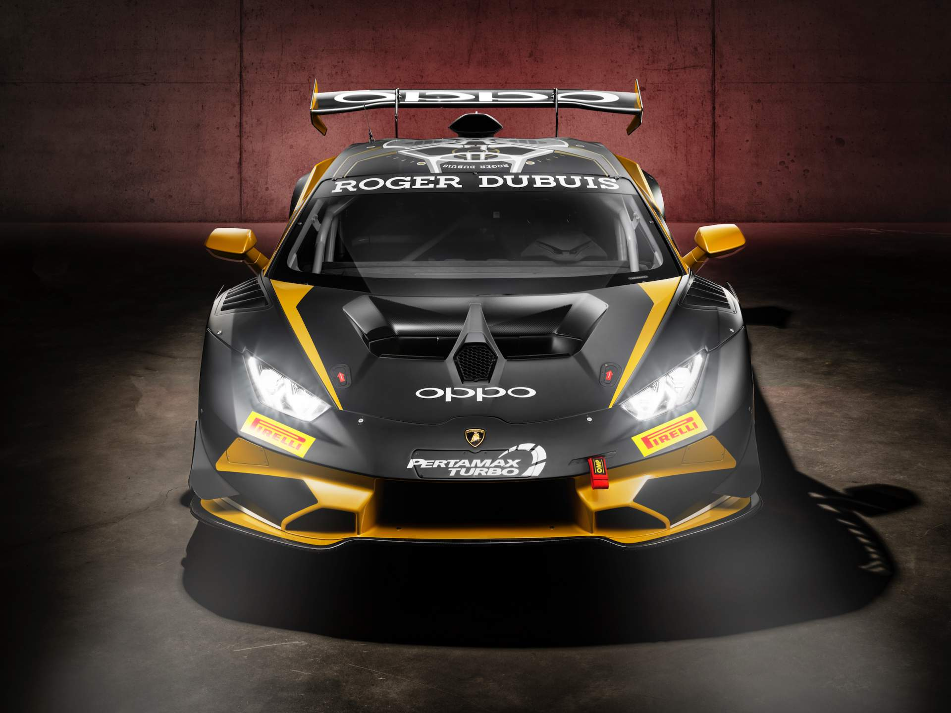 Lamborghini Huracan Super Trofeo Evo Collector 2019 Edition (4)