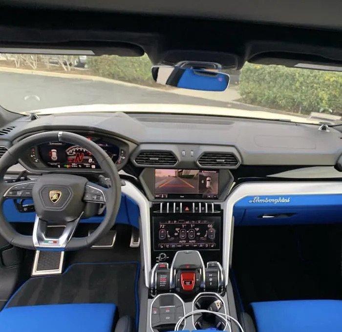 Lamborghini Urus Kanye West (7)
