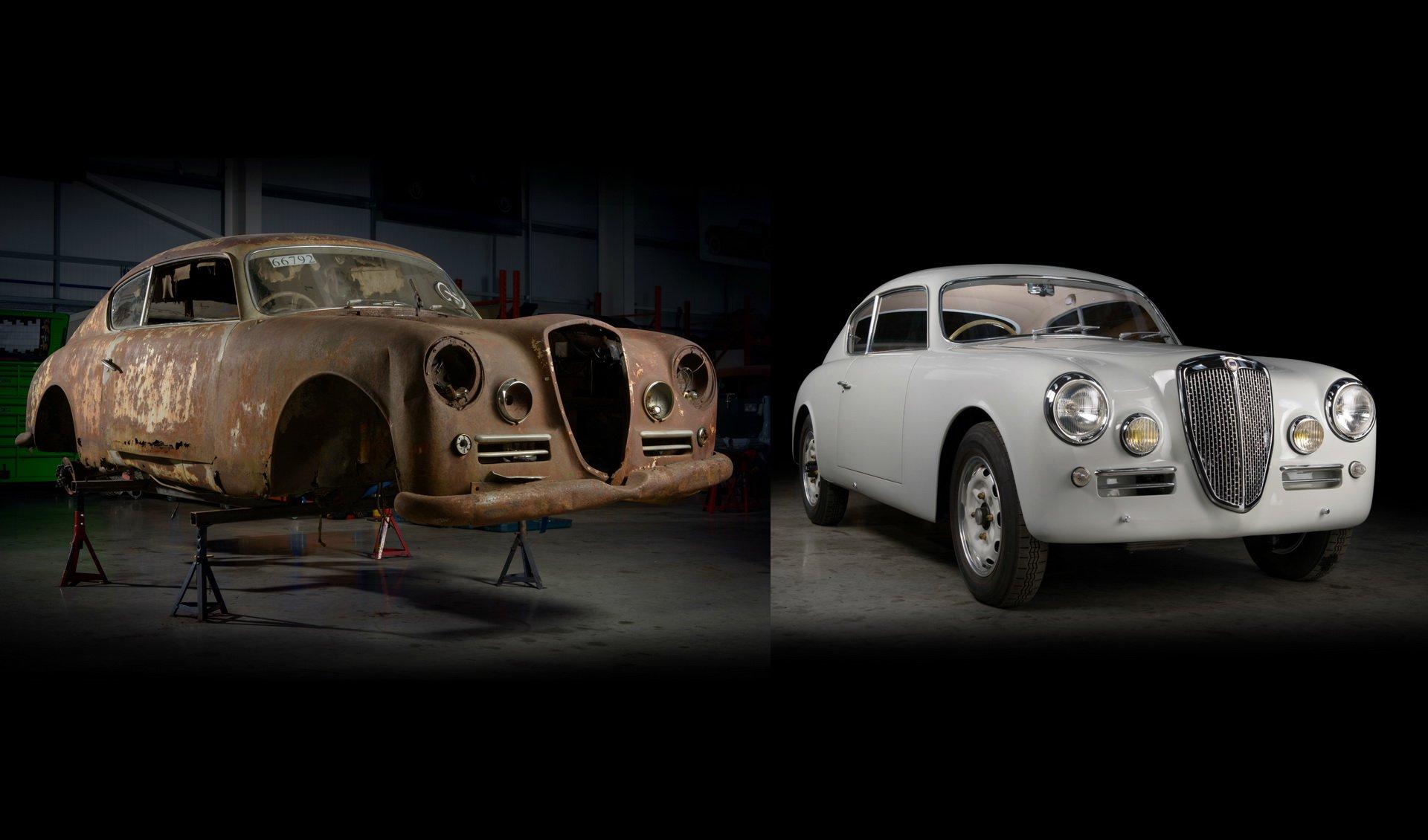 Lancia-Aurelia-B20-GT-restored-1