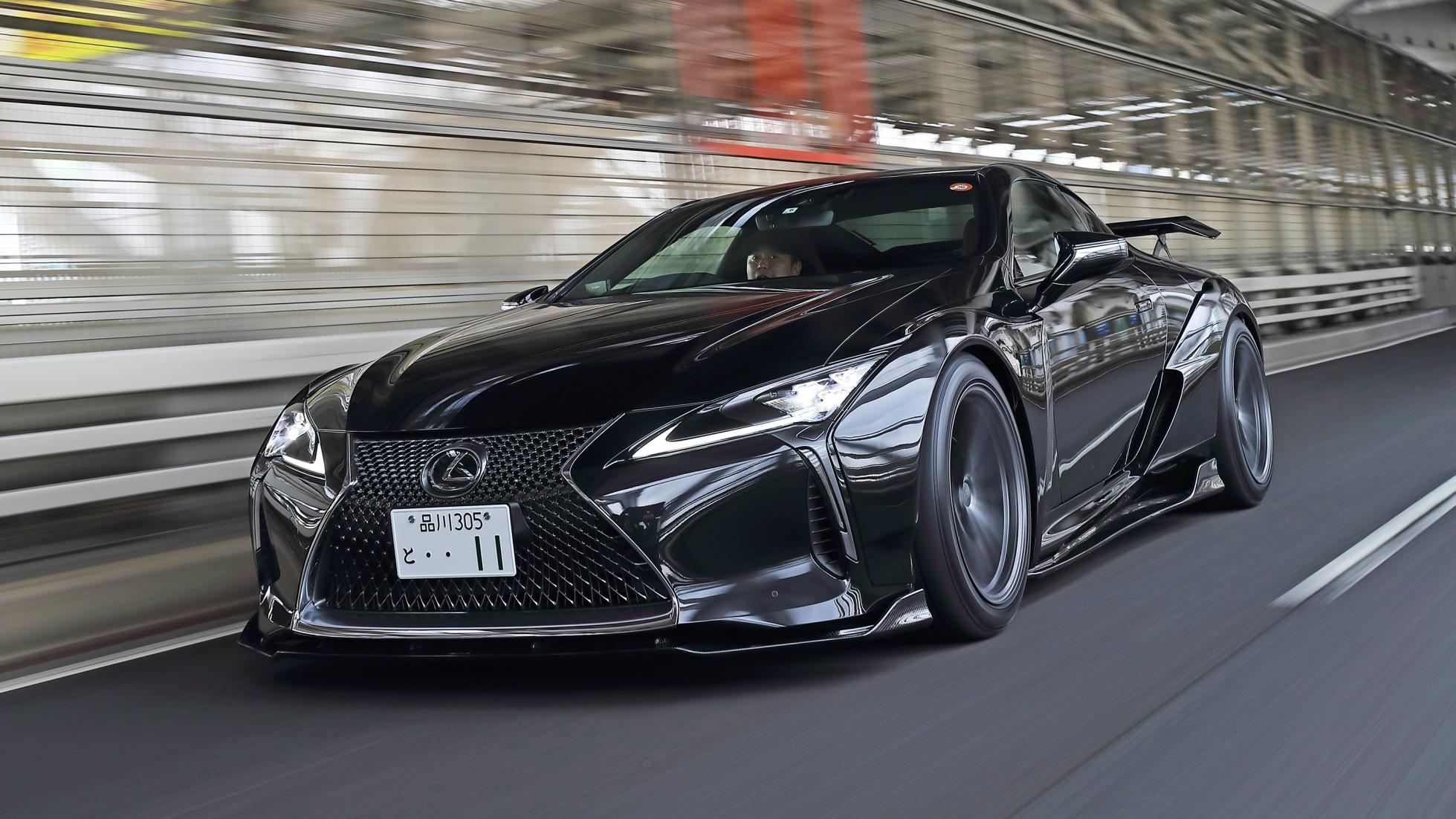 Lexus LC 500 byArtisan Spirits (1)