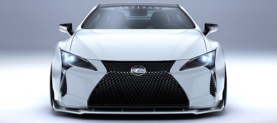 Lexus LC 500 byArtisan Spirits (13)
