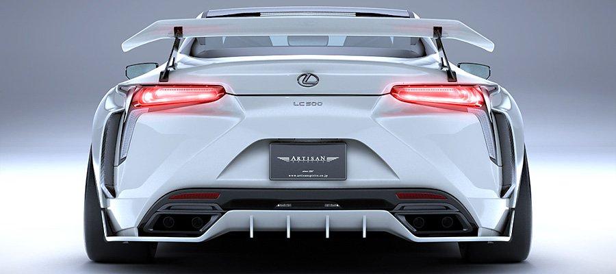 Lexus LC 500 byArtisan Spirits (14)