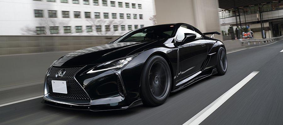 Lexus LC 500 byArtisan Spirits (16)