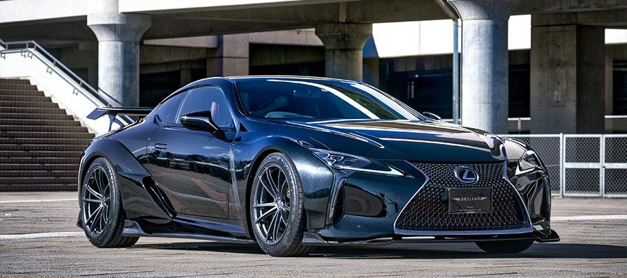 Lexus LC 500 byArtisan Spirits (18)