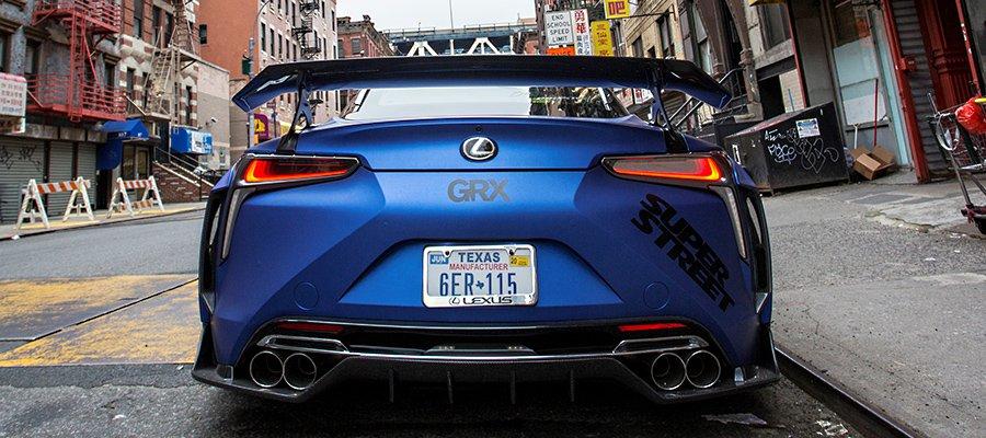 Lexus LC 500 byArtisan Spirits (23)
