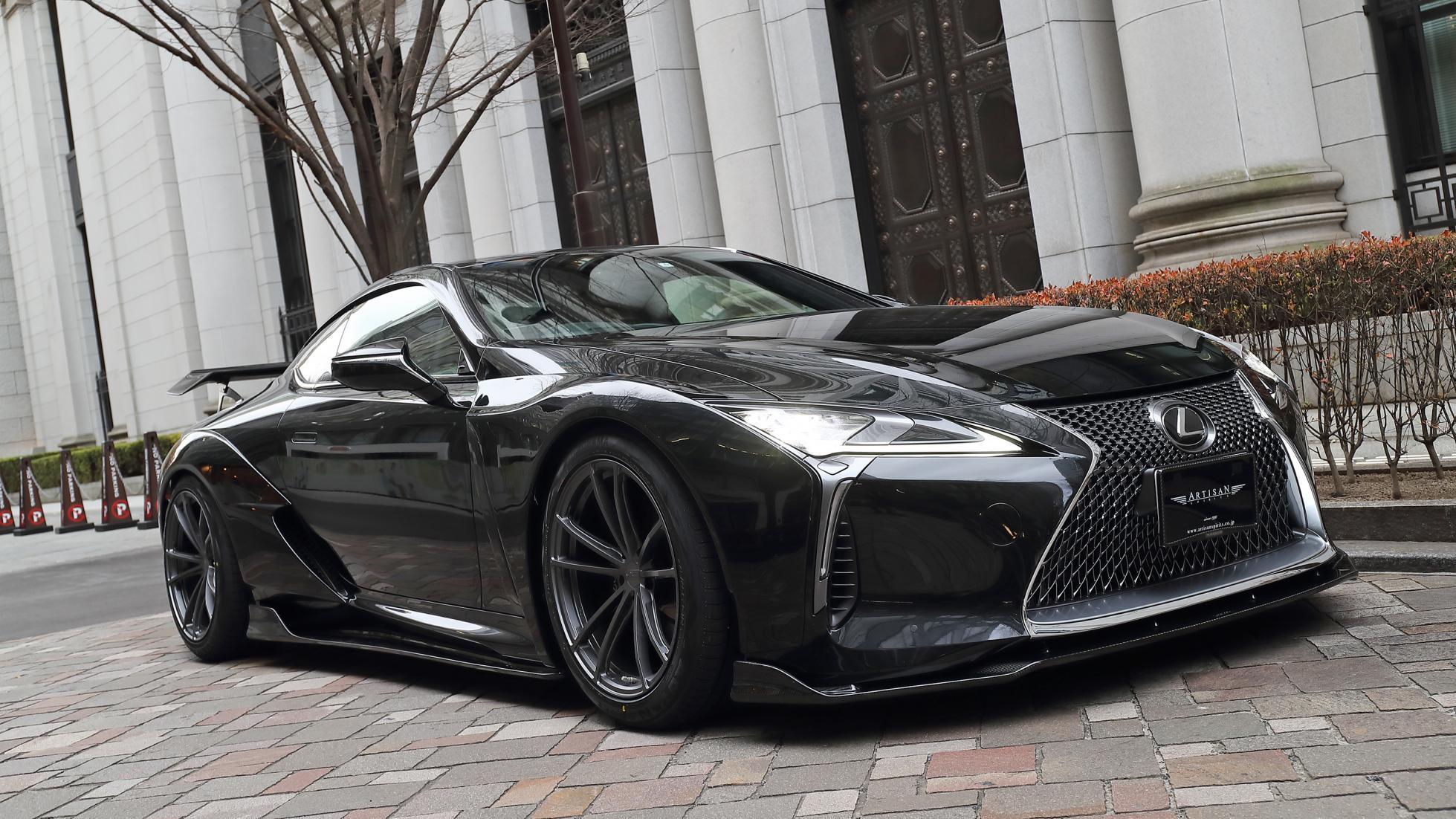 Lexus LC 500 byArtisan Spirits (4)