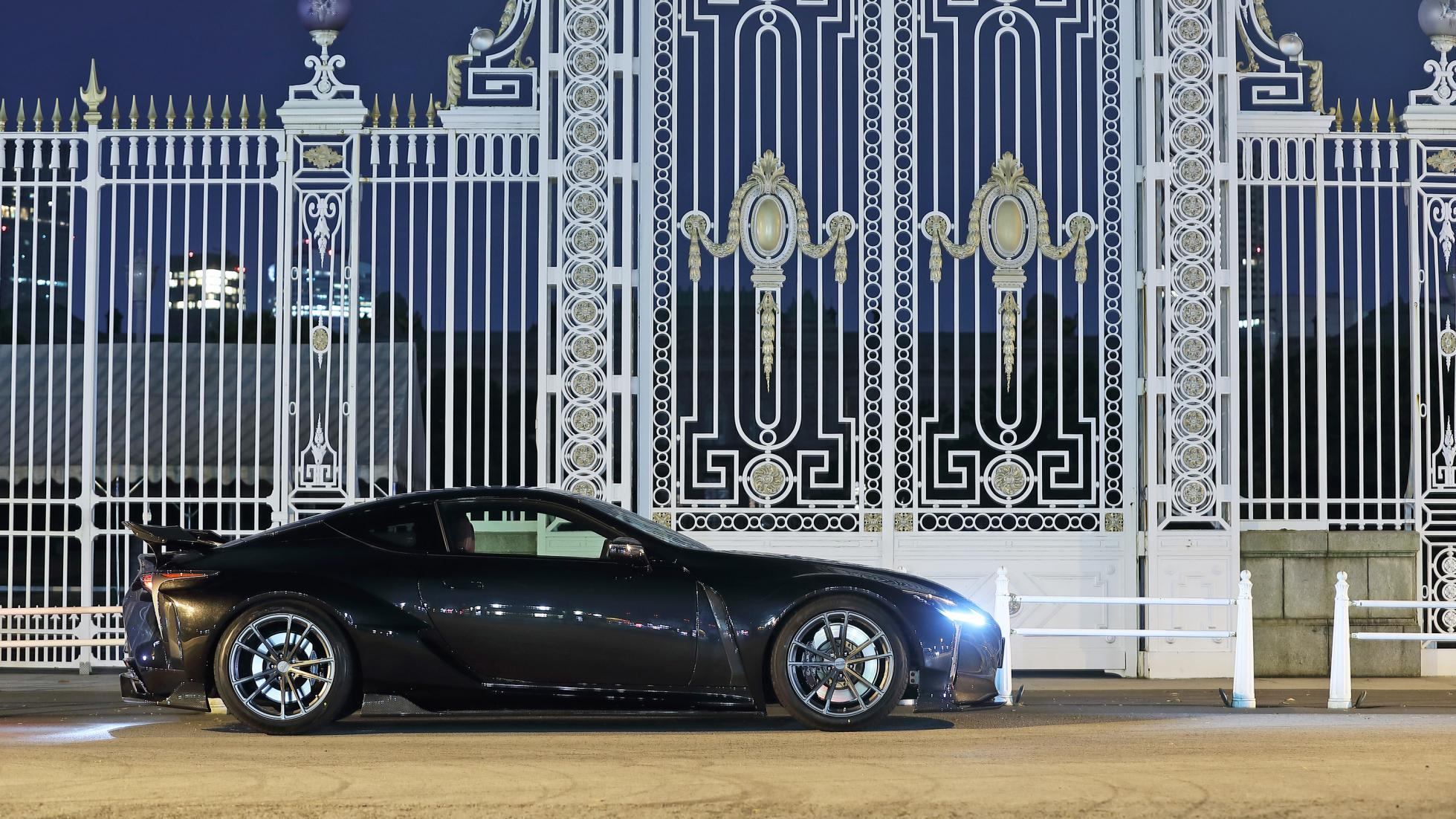 Lexus LC 500 byArtisan Spirits (6)