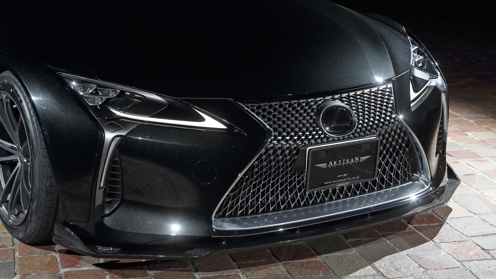 Lexus LC 500 byArtisan Spirits (7)