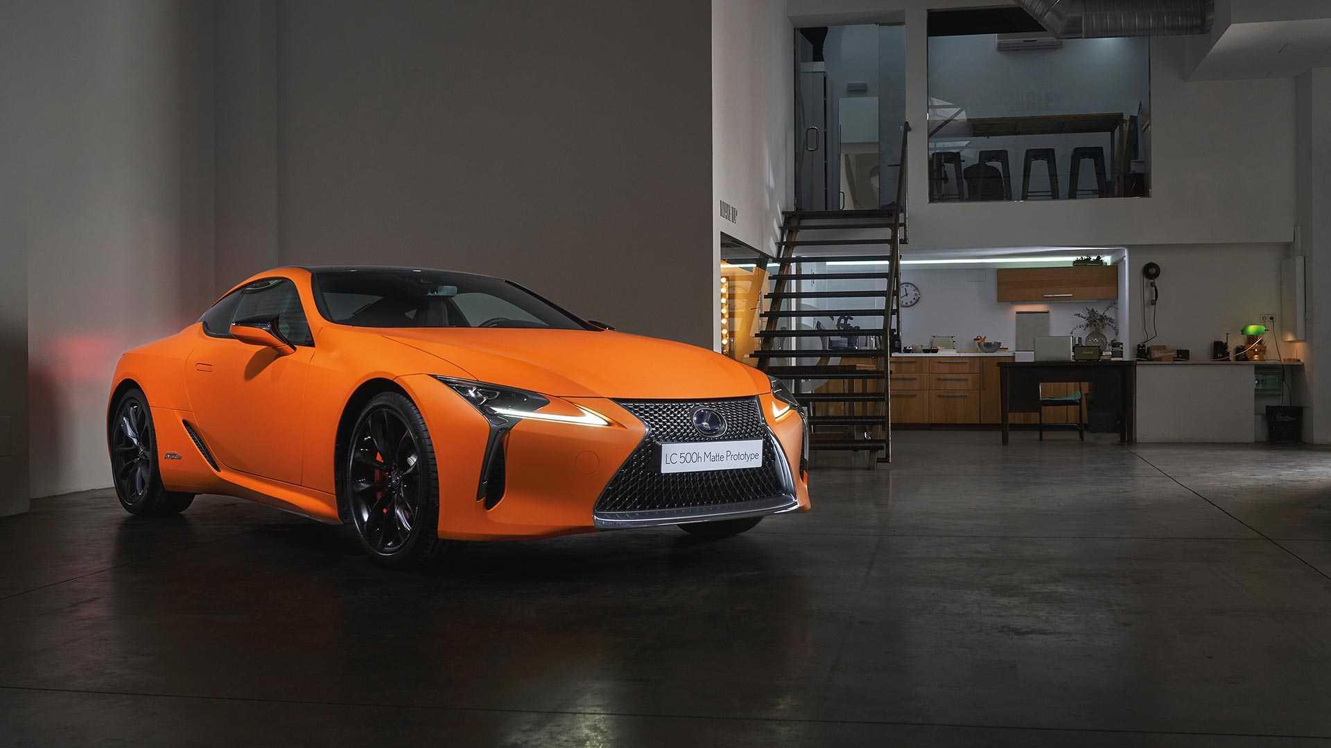 lexus-lc-500h-matte-prototype-space-orange-1