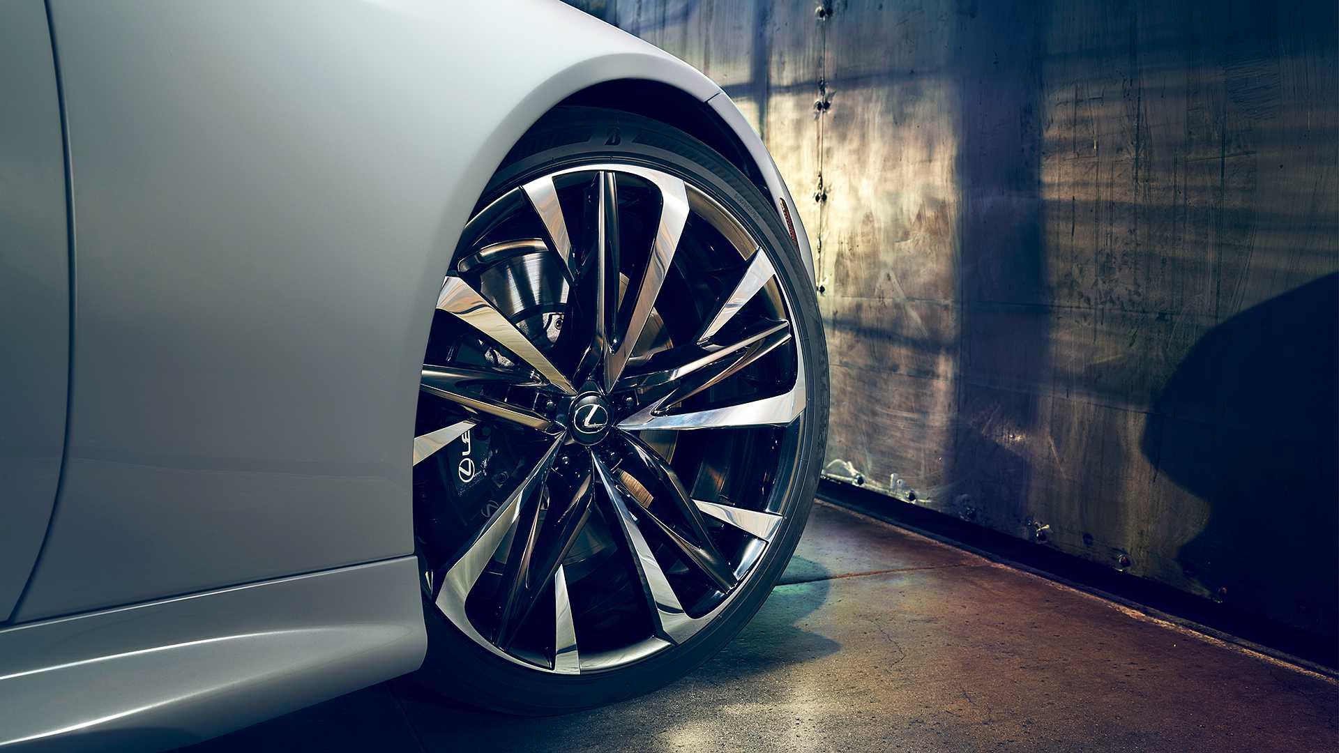 Lexus LC Convertible Concept (10)