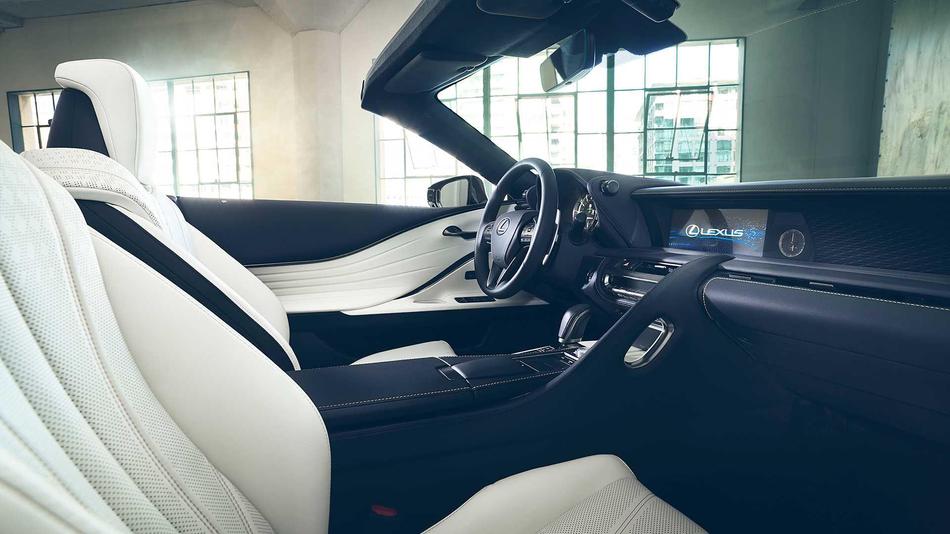Lexus LC Convertible Concept (11)