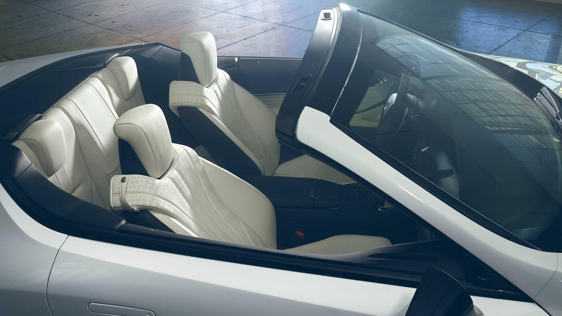 Lexus LC Convertible Concept (12)