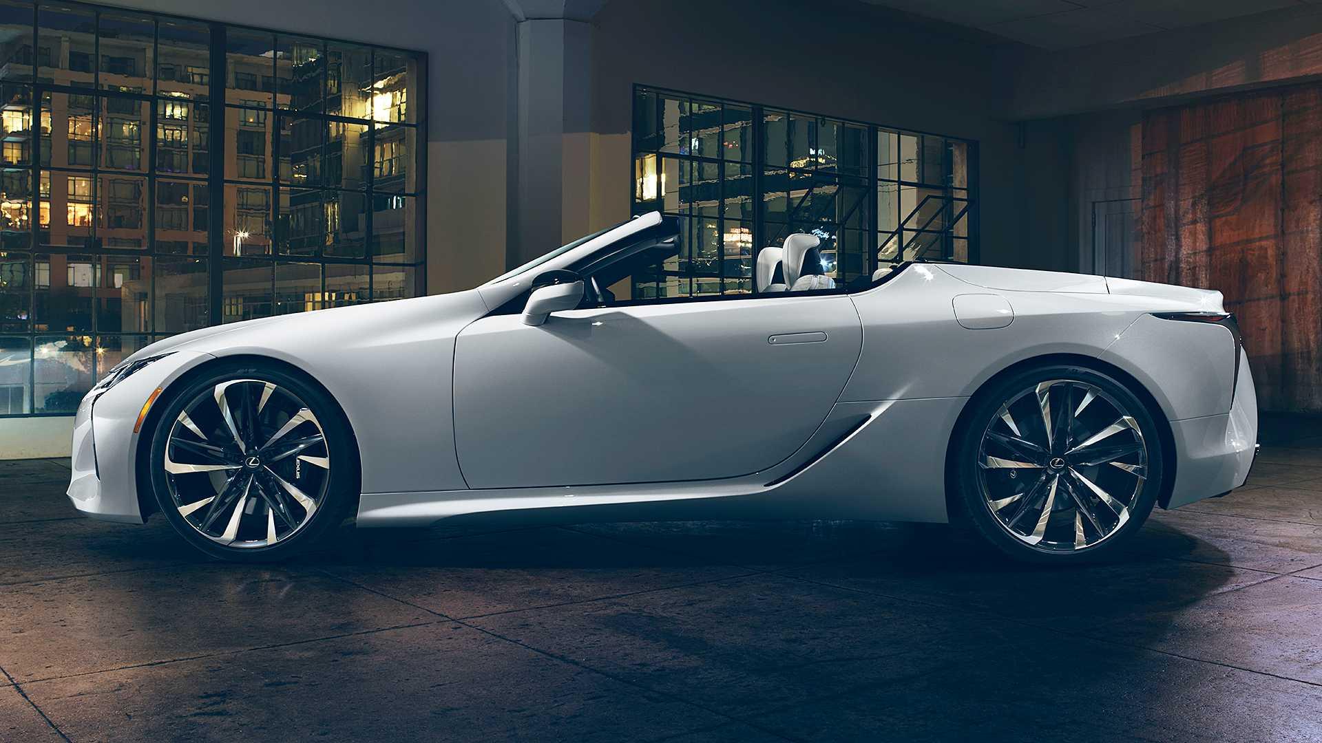 Lexus LC Convertible Concept (2)