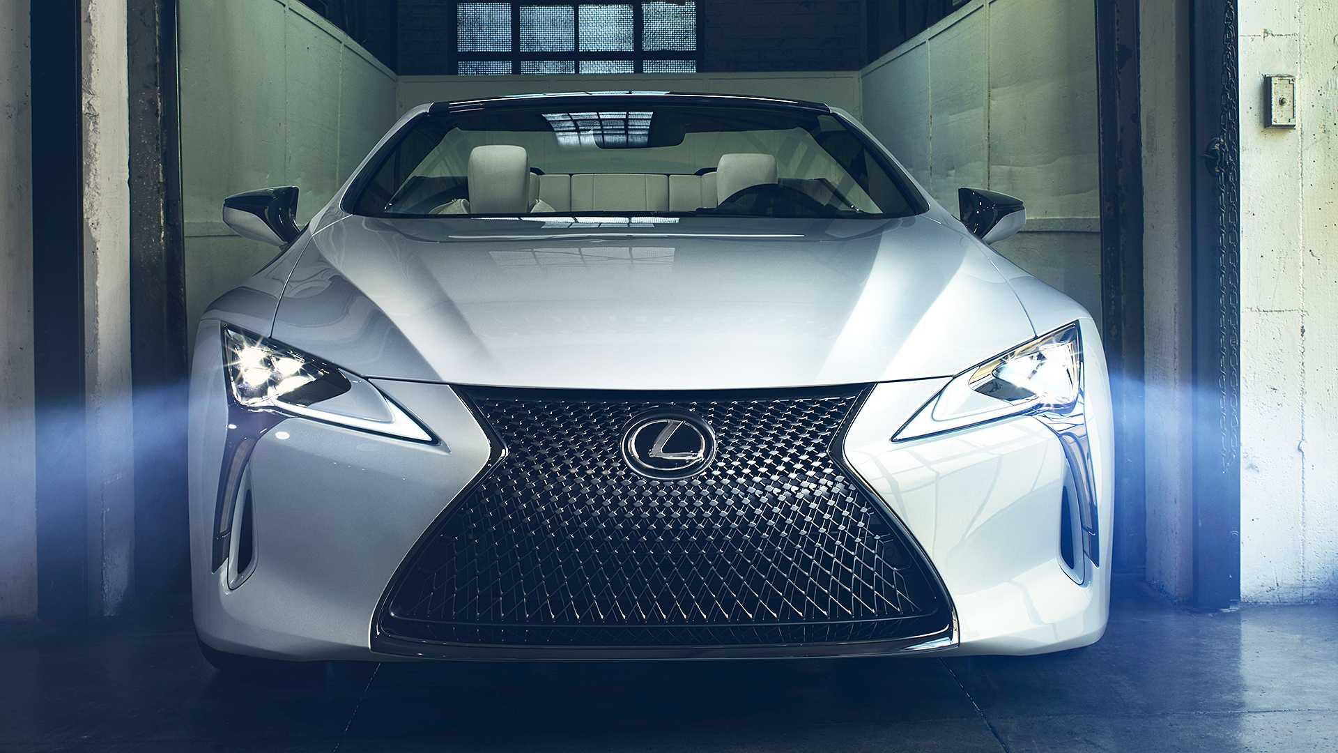 Lexus LC Convertible Concept (5)