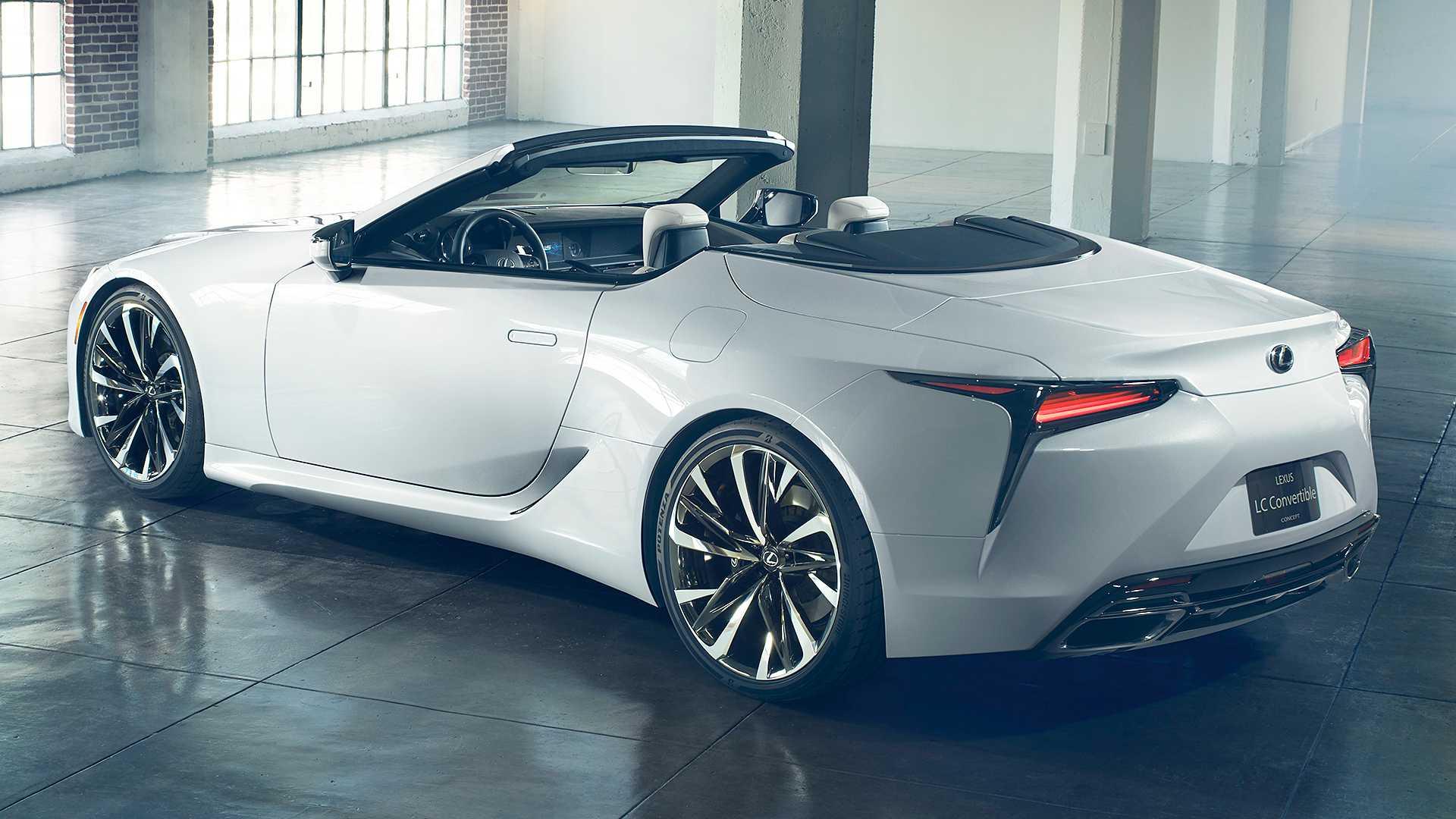 Lexus LC Convertible Concept (6)