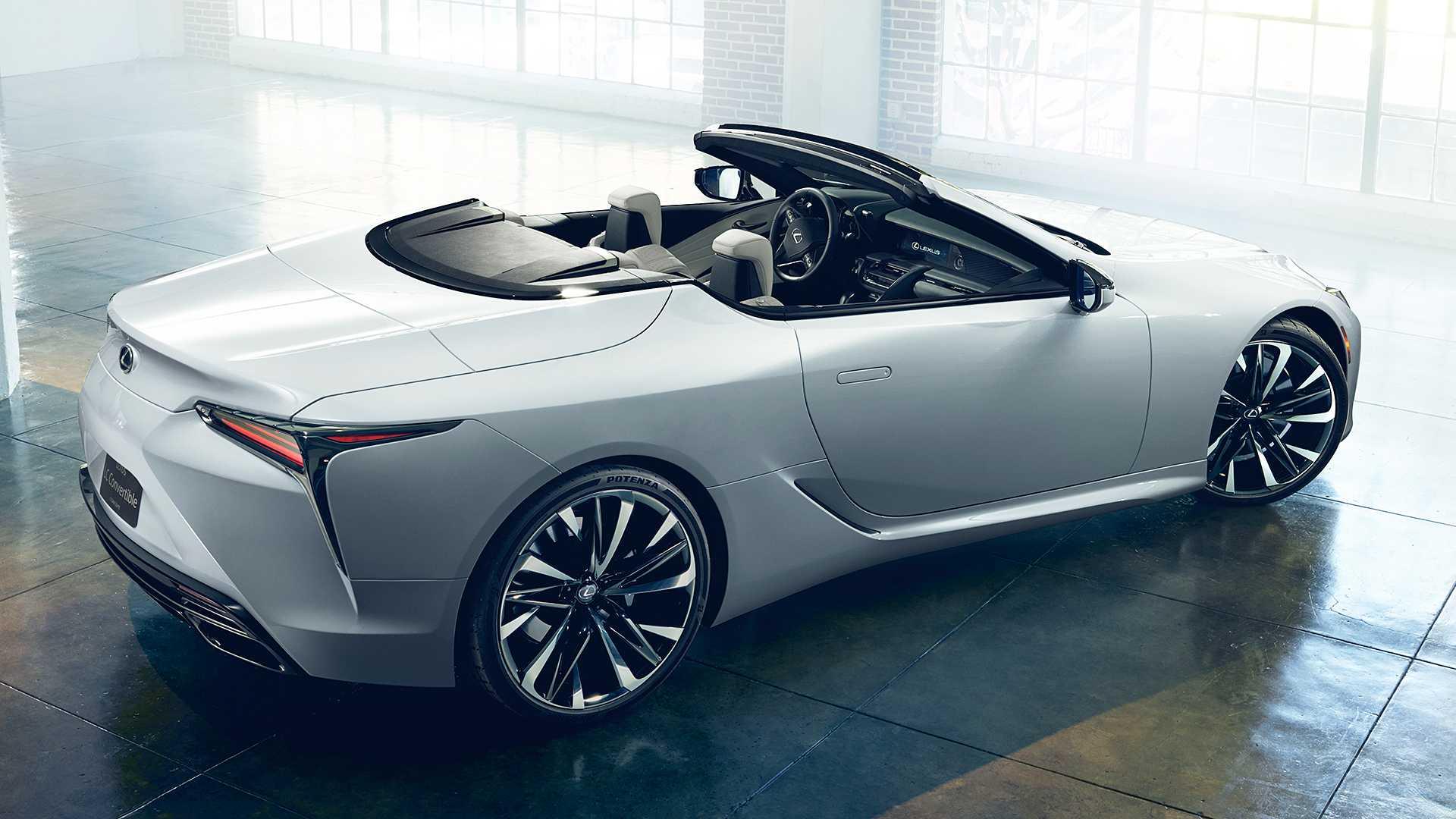 Lexus LC Convertible Concept (7)
