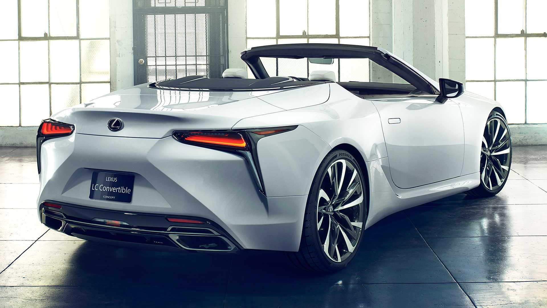 Lexus LC Convertible Concept (8)