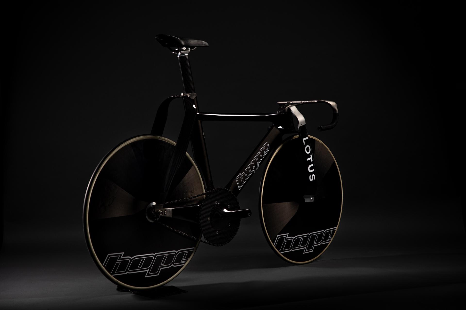 Hope/Lotus British Cycling