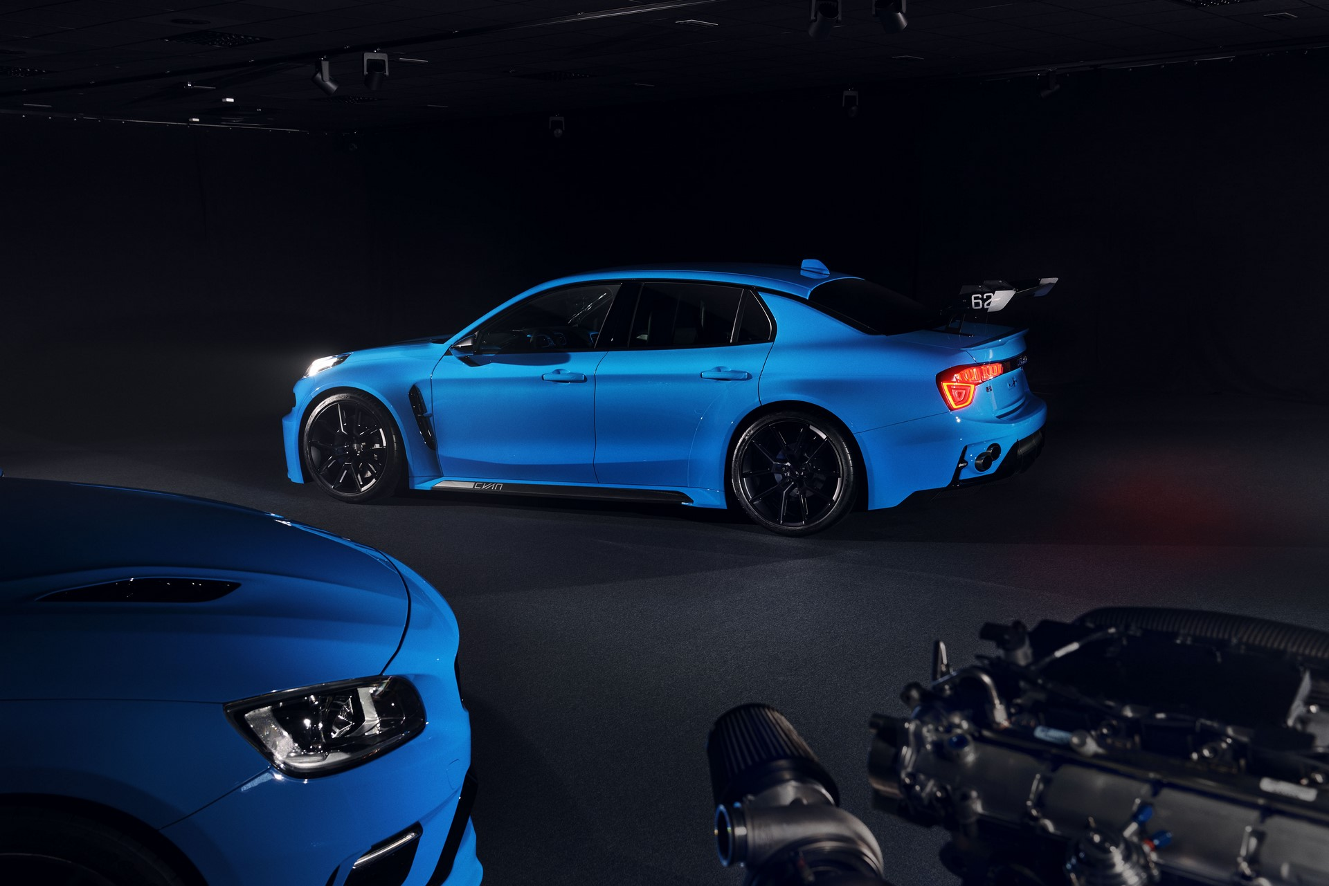 Lynk Co 03 Cyan Concept (2)