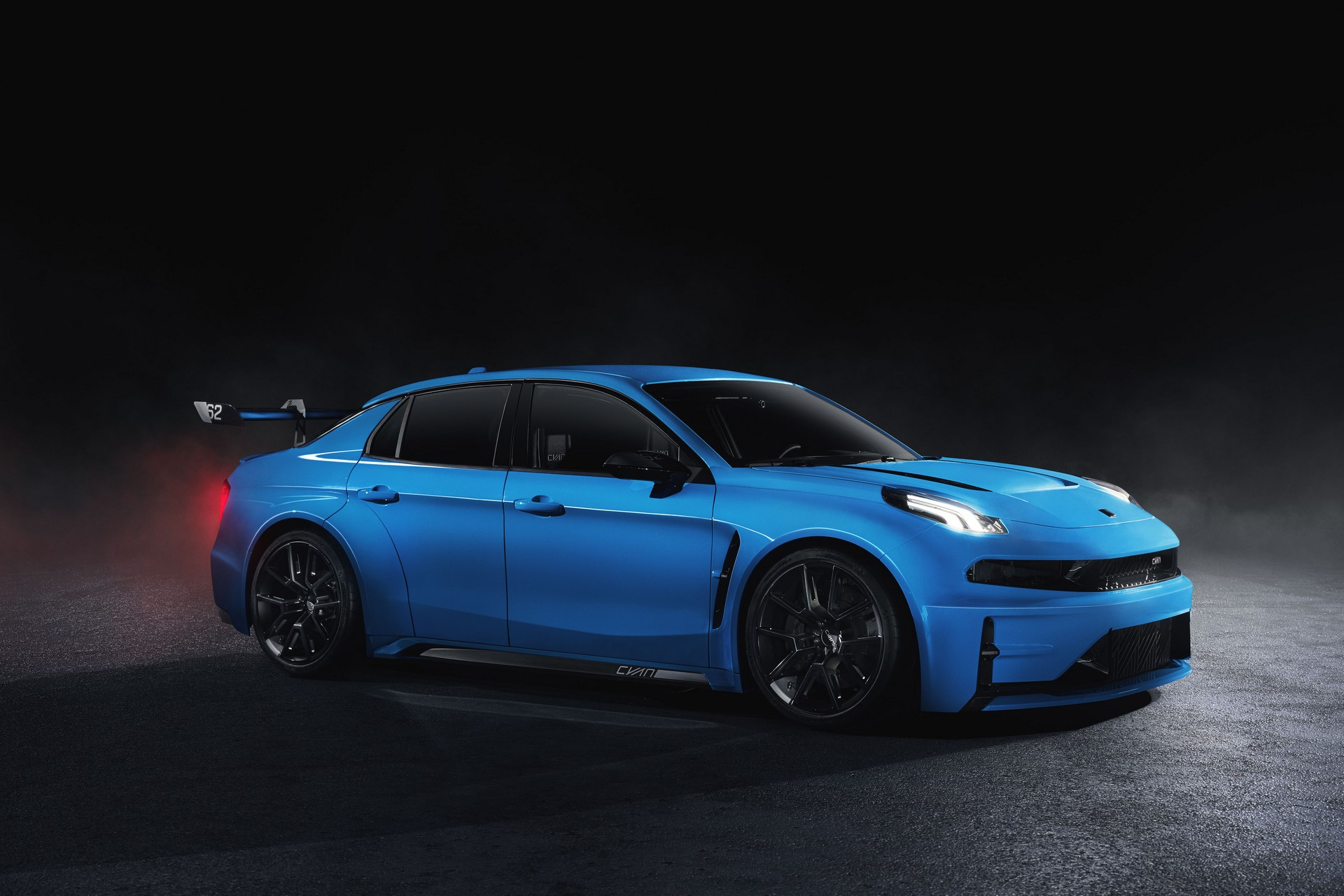 Lynk Co 03 Cyan Concept (7)