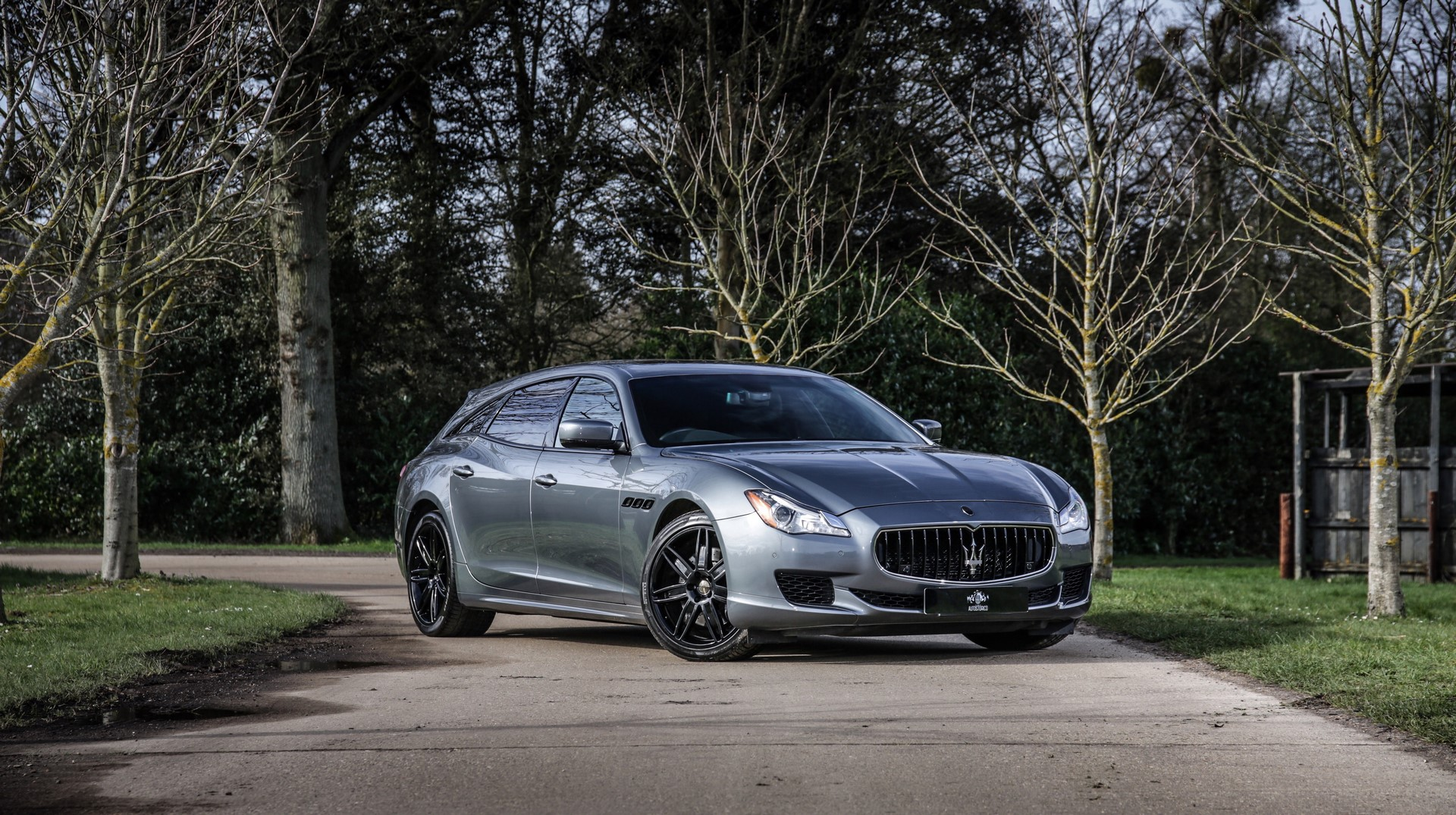 Maserati Quattroporte Shooting Brake (1)