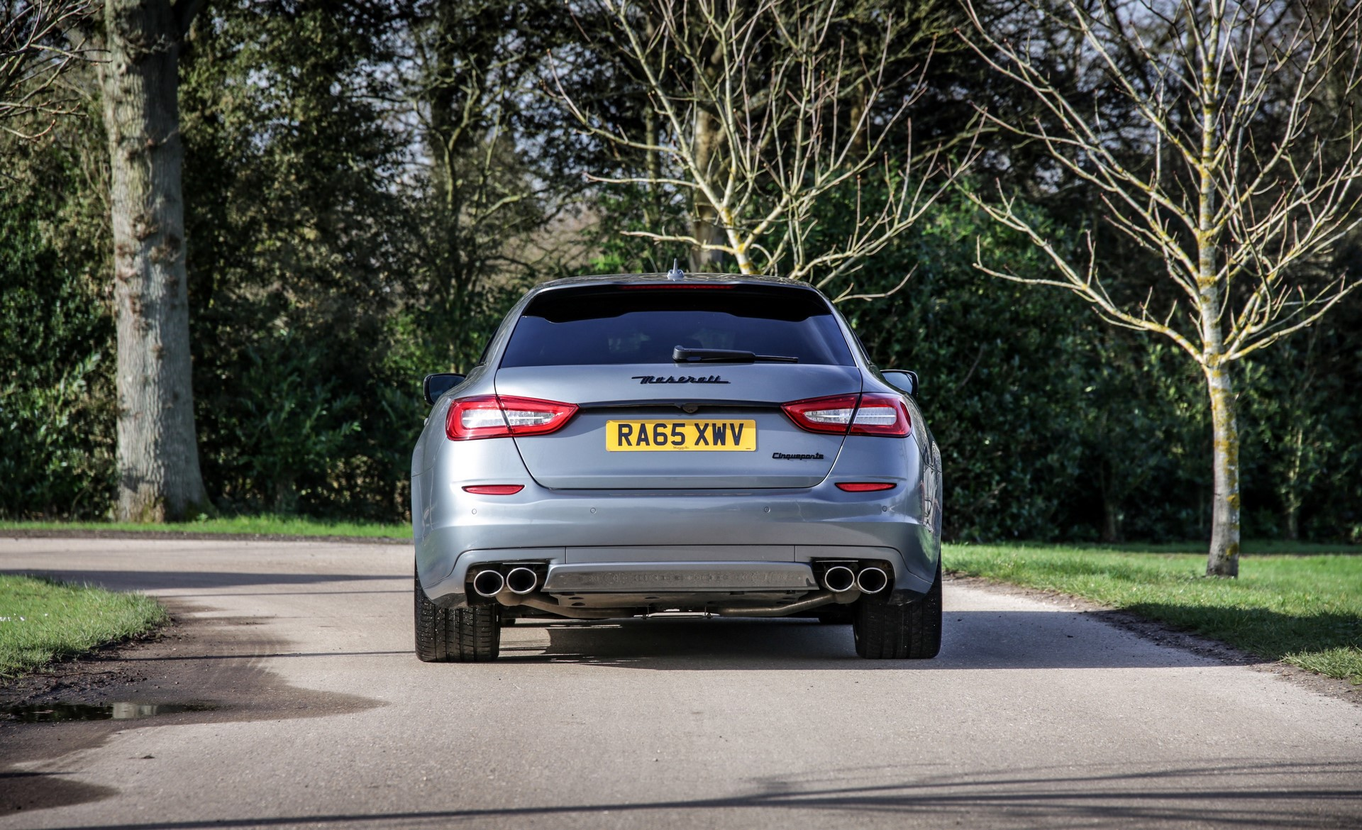 Maserati Quattroporte Shooting Brake (4)