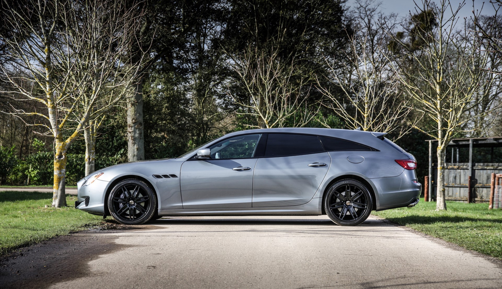 Maserati Quattroporte Shooting Brake (5)