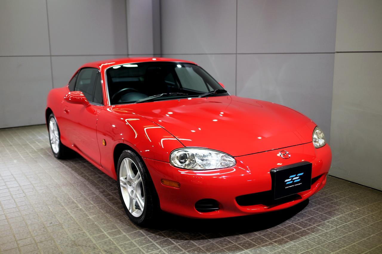 Mazda MX-5 Roadster Coupe Type S (1)