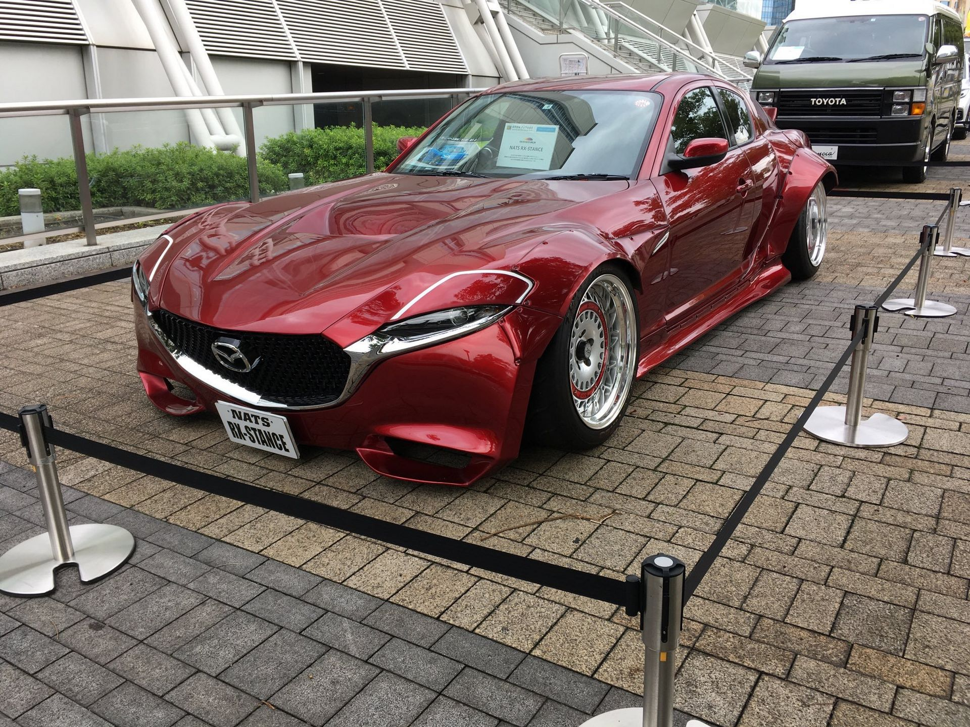 Mazda-RX-8-with-RX-Vision-concept-bodykit-1
