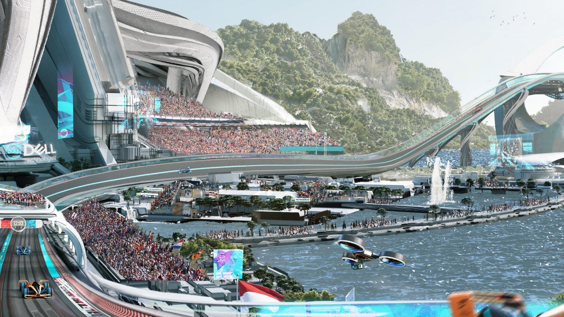 McLaren Formula 1 Vision 2050 (2)