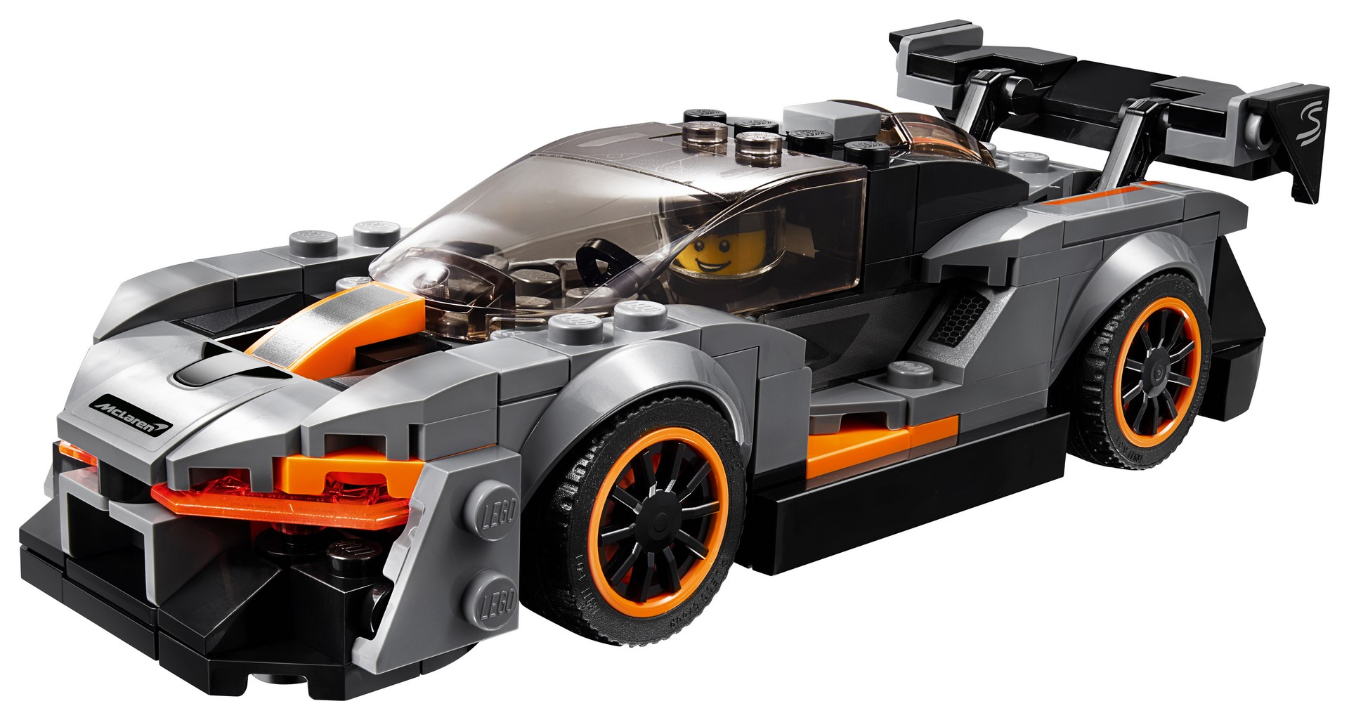 McLaren Senna Lego Speed Champions kit (1)