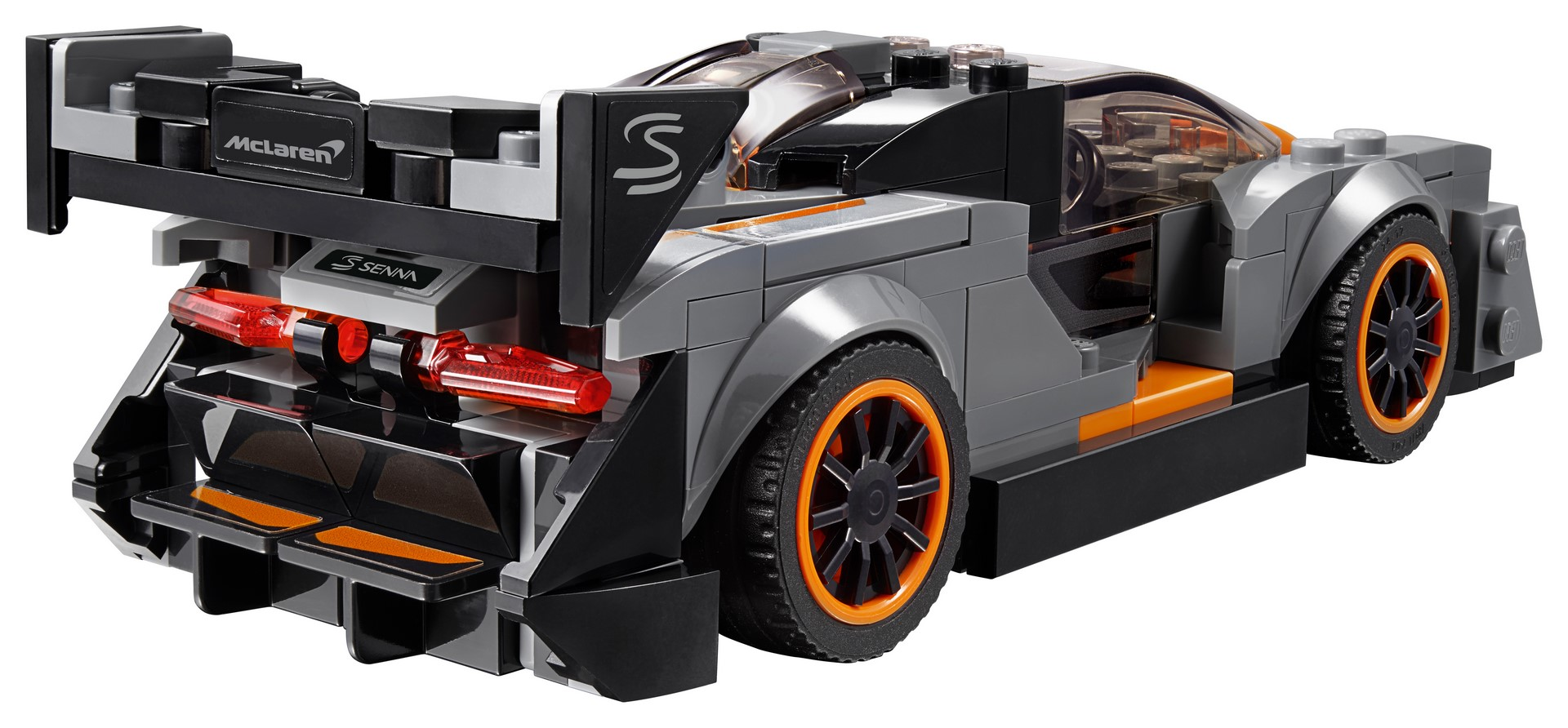McLaren Senna Lego Speed Champions kit (2)