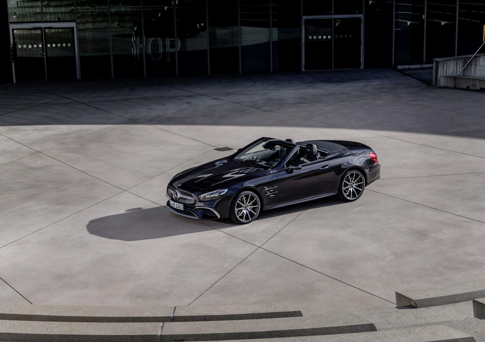 Mercedes-Benz SL Grand Edition (1)