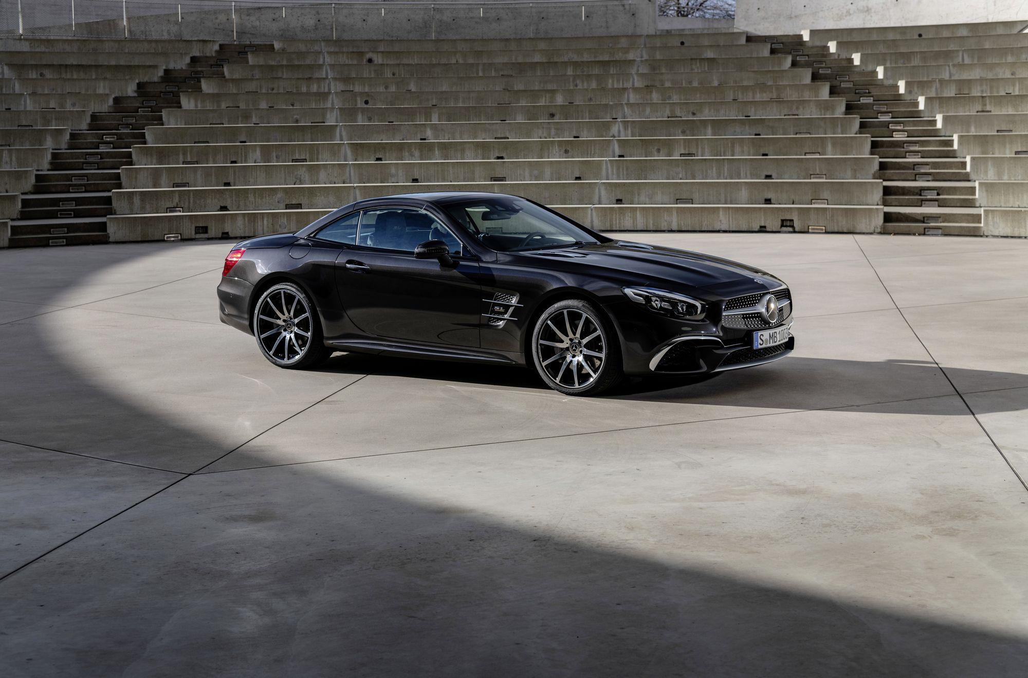 Mercedes-Benz SL Grand Edition (4)