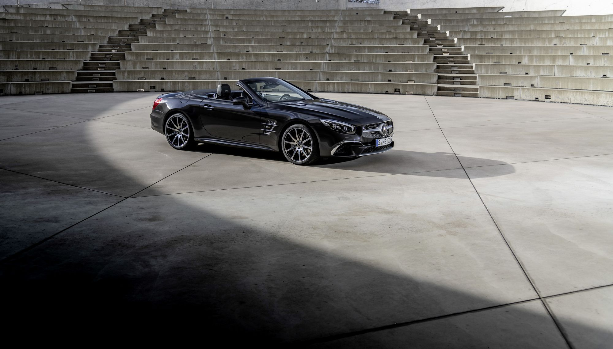 Mercedes-Benz SL Grand Edition (5)