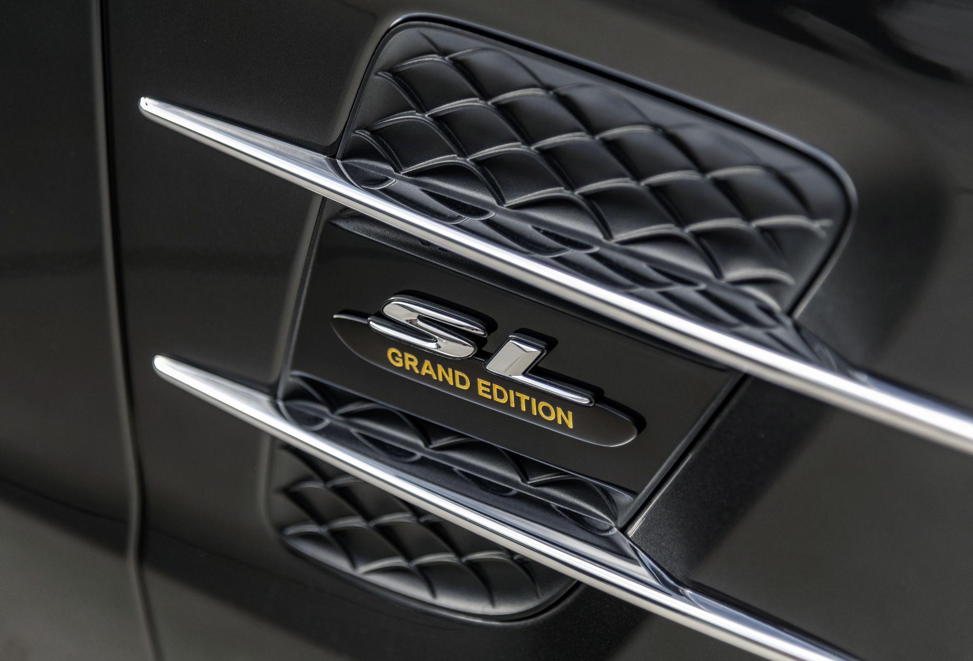 Mercedes-Benz SL Grand Edition (8)