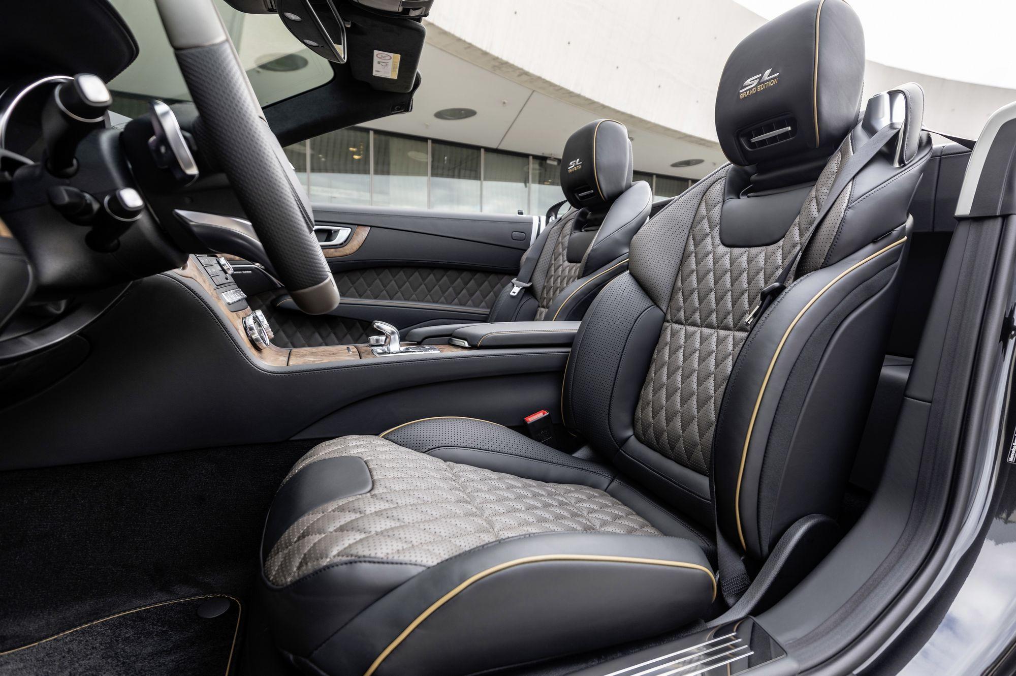 Mercedes-Benz SL Grand Edition (9)