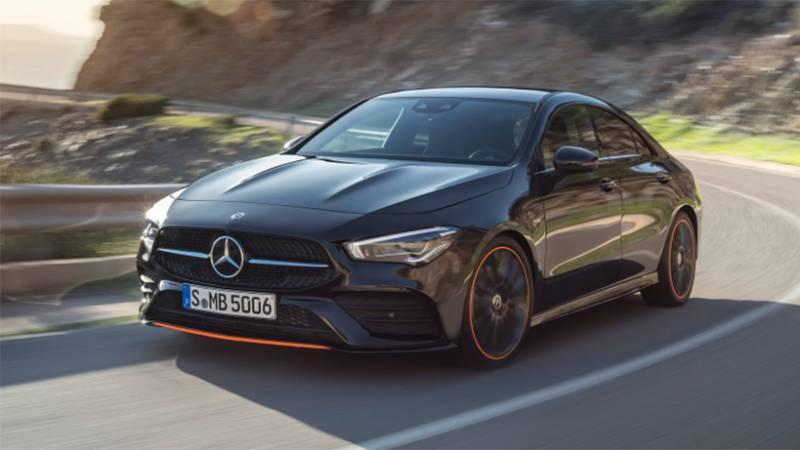 Mercedes Benz CLA 2019 (1)