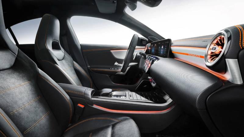 Mercedes Benz CLA 2019 (3)