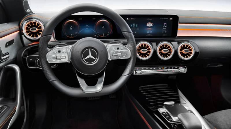 Mercedes Benz CLA 2019 (4)