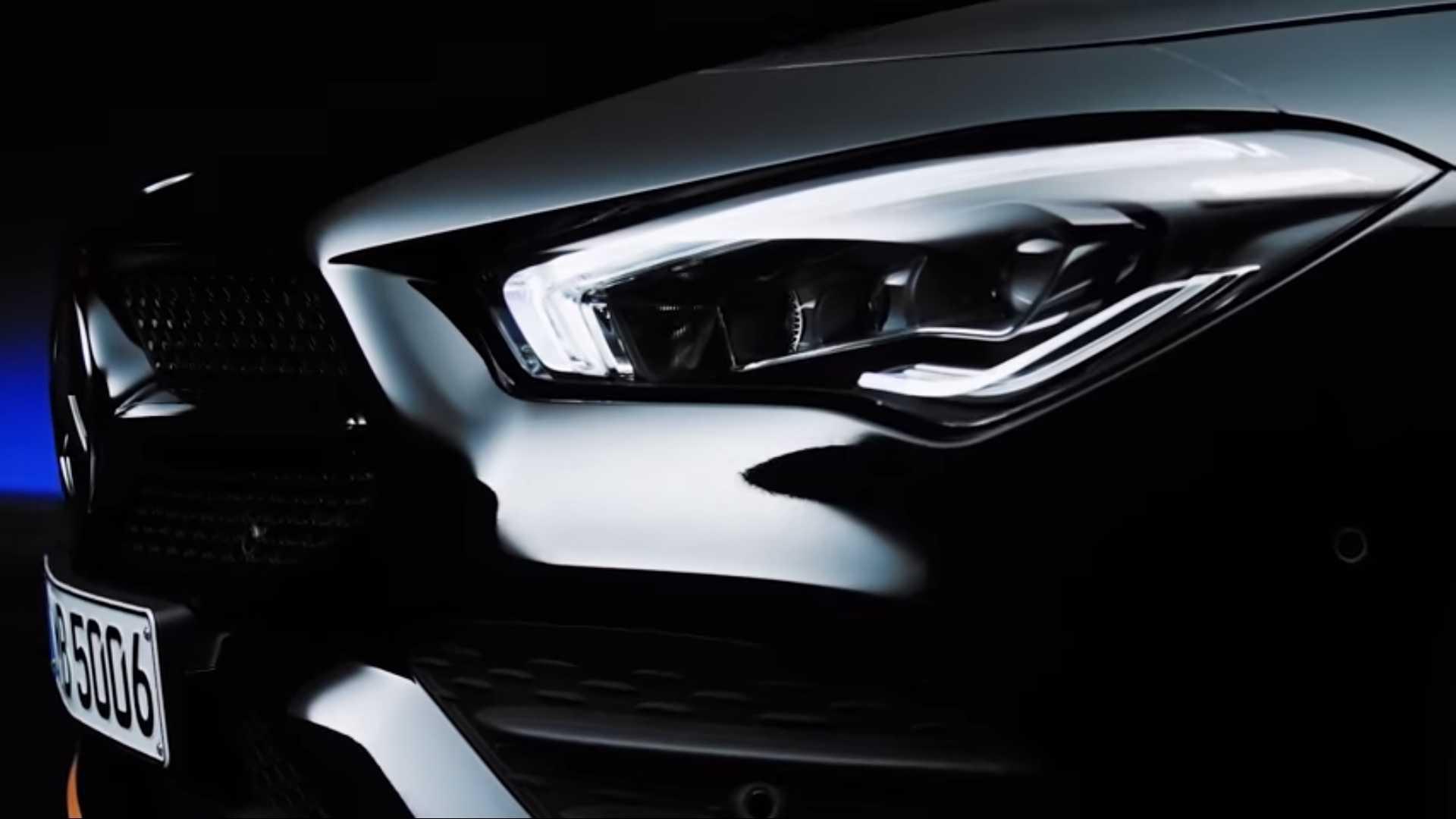 Mercedes CLA 2019 teasers (1)