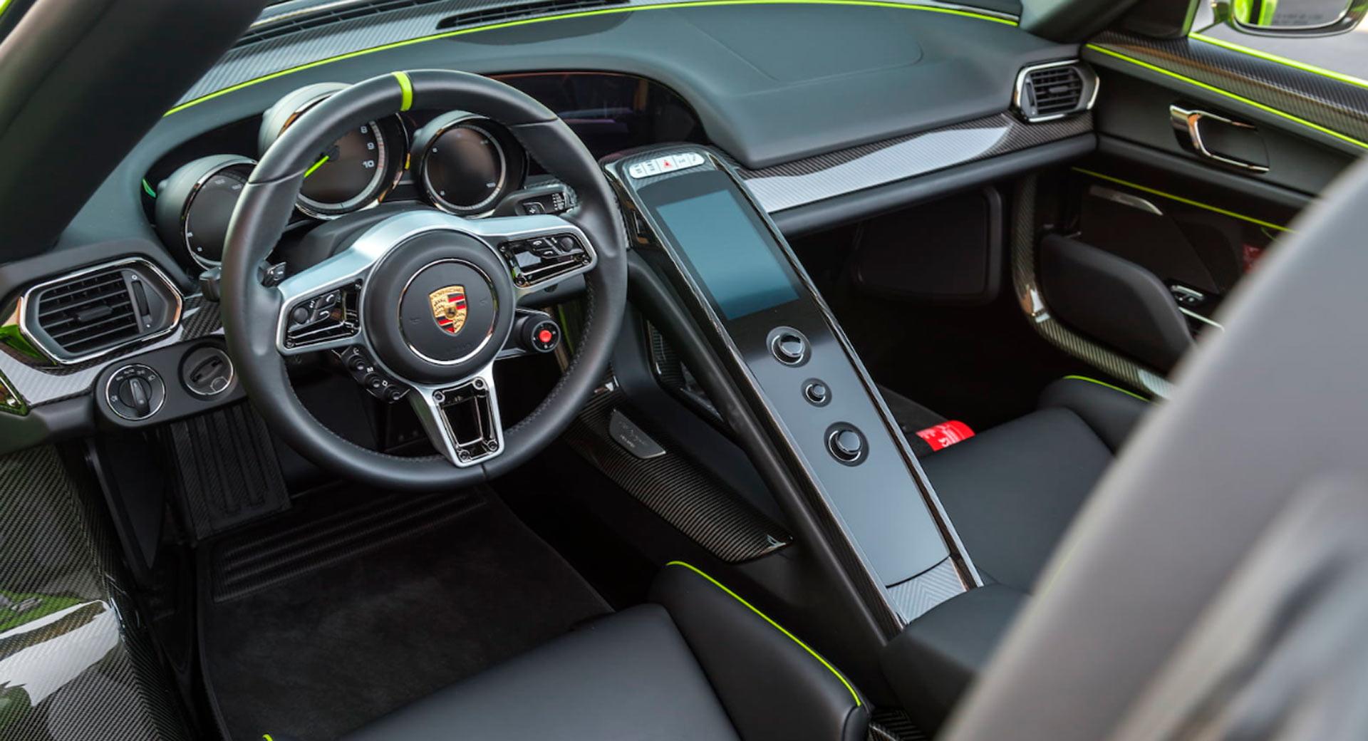 Michael-Fux-cars-auction-Porsche-918-Spyder-3