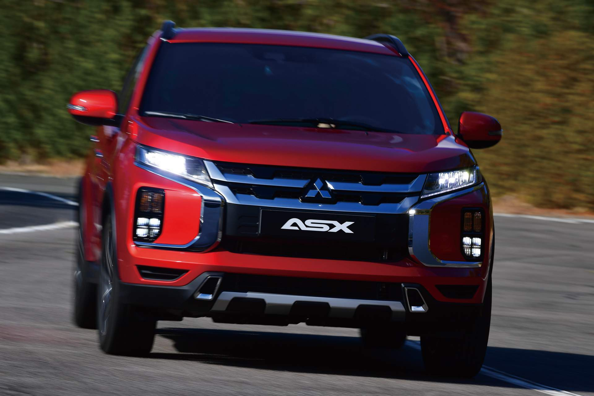 Mitsubishi ASX facelift 2019 (11)